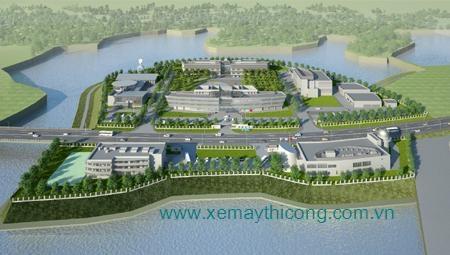 Khởi công xây dựng Trung tâm Vũ trụ của Việt Nam